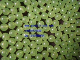 8000435--每包500个--招财猫姓名链配件8号葡萄珠子-深色