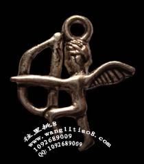 8000619--每包50个--藏银系列--弓剑手