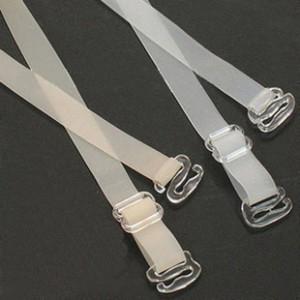 8000738--每包10装--夏季畅销硅胶质隐形肩带/文胸带
