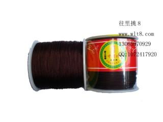 8000670--150米线材系列中国结线-咖啡色