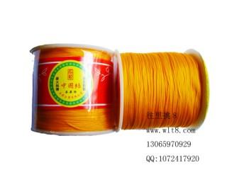 8000649--150米线材系列中国结线-黄色