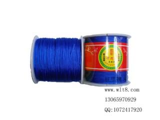 8000651--150米线材系列中国结线-宝蓝色