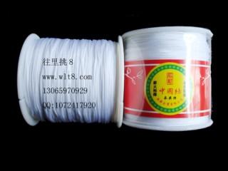 8000655--150米线材系列中国结线-白色