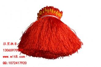 8000615--每包100个--带圈型中国穗大号--红色