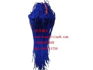 8000116  --每包100个--双线台湾线中国结--宝蓝色