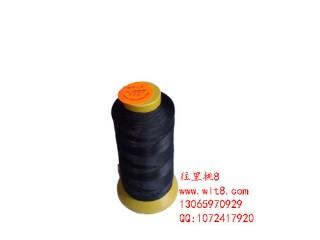 8000901--手工编织手链项链脚链线--黑色