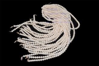 8000366-天然成品8-9mm淡水珍珠项链
