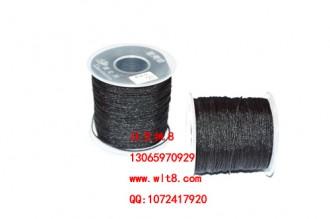 8000951--100米线材系列中国结线--黑色
