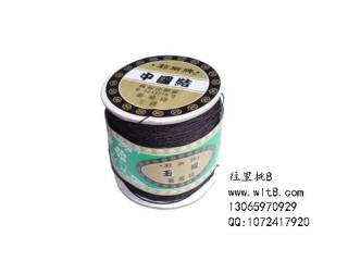 8000836--350米特细线材系列中国结线--咖啡色