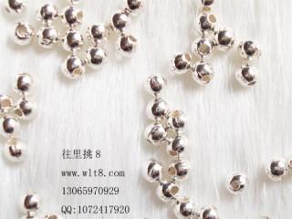 8205099--每包200个--5mm古银复古珠